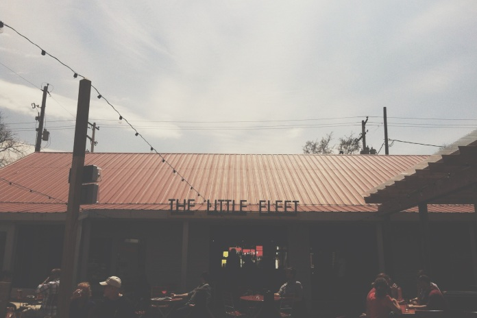 The Little Fleet | Traverse City family friendly bar | Keeping Willow