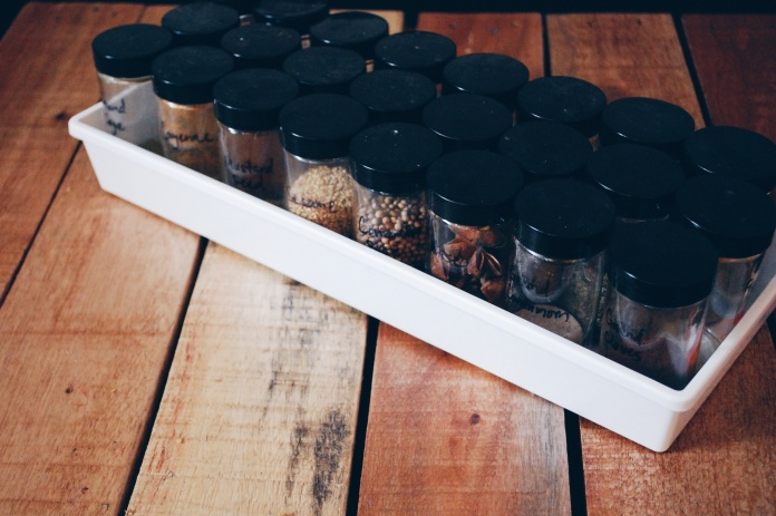 Frugal Food Series | Tip 4: Spices // Keeping Willow