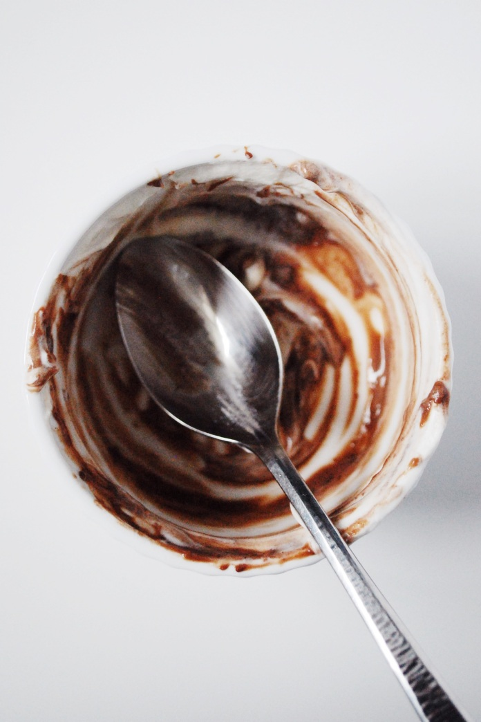 Vanilla Porter Chocolate Pudding // Keeping Willow