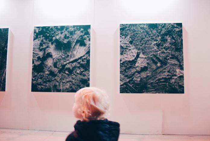 Sunday Funday   Art Exibit // Keeping Willow